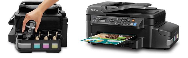 Epson EcoTank Workforce ET-4550