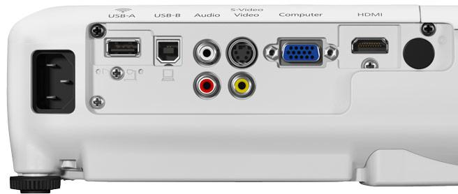 EB-S31 Connectivity Panel